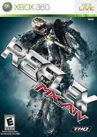 Descargar MX VS ATX REFLEX [English][WAVE4][Region Free] por Torrent
